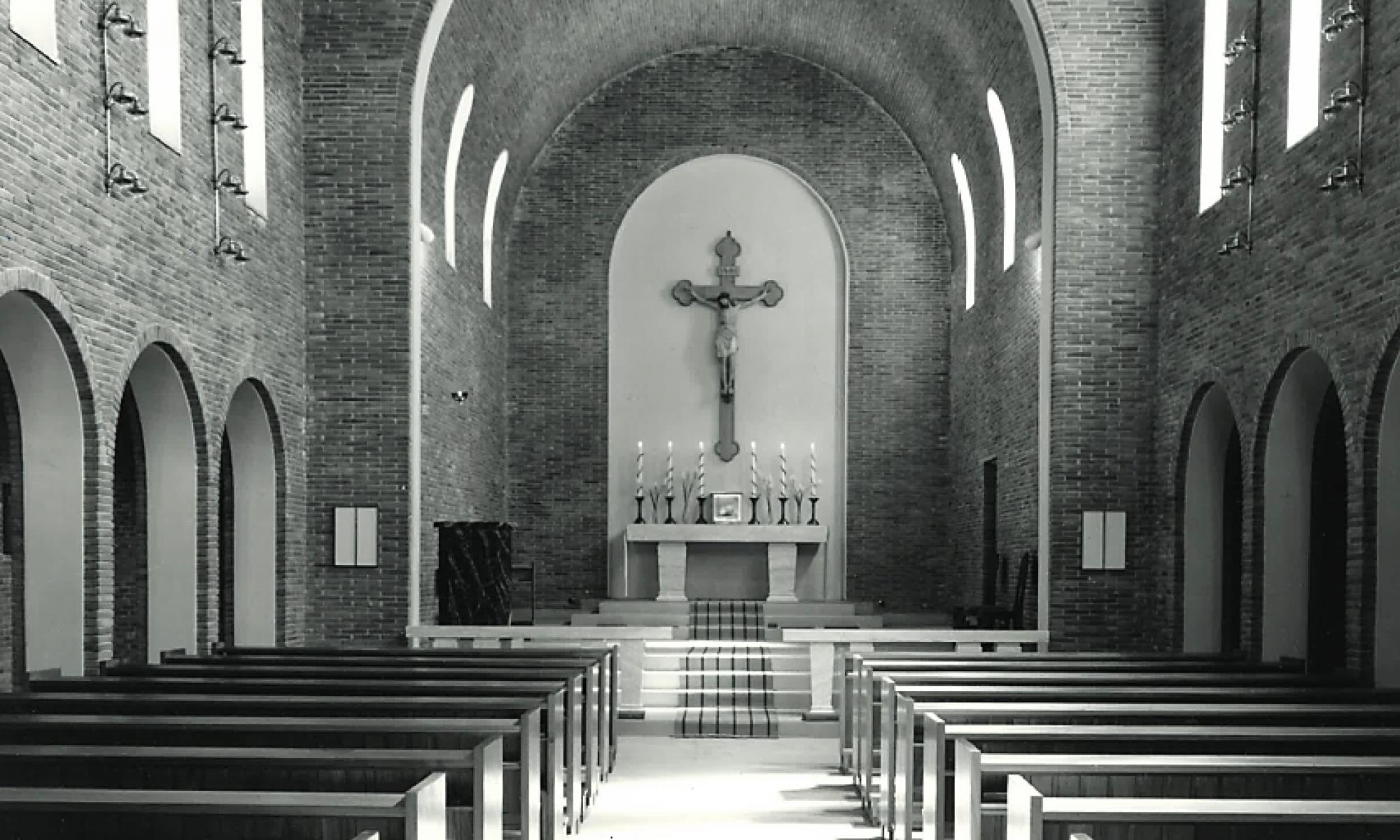 St. Olav kirke 60 år